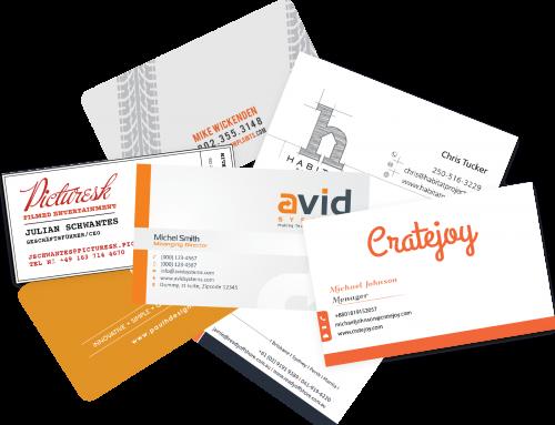 بیایید با هم یک کارت ویزیت مناسب و حرفه ای طراحی کنیم !