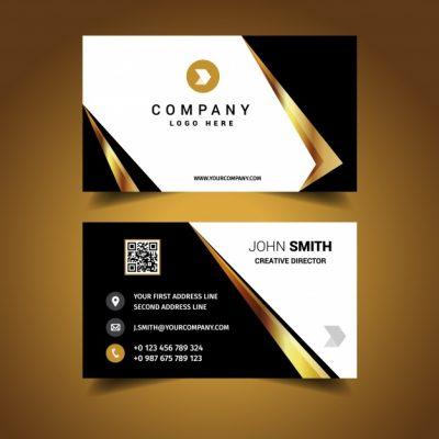 luxury business card design 1281 325 - دانلود طرح لایه باز کارت ویزیت لوکس تجاری