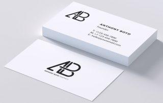 business cards mockup business cards mockup 100 free business card mockup psd css author free 320x202 - ویژگی های یک کارت ویزیت خوب چه هستند؟
