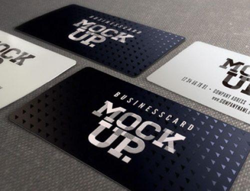 چقدر به طراحی کارت ویزیت شرکت خود اهمیت می دهید ؟!