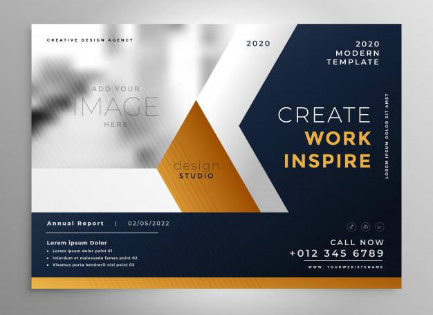 کارت ویزیت تجاری با طراحی مدرن