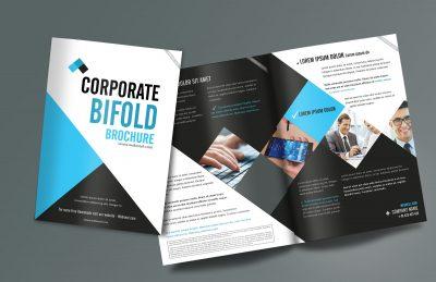 brochure - چند راه و نکته ی مهم در طراحی بروشورها