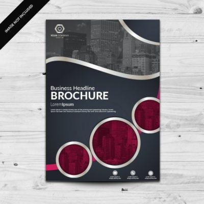 bro1 - دانلود تراکت طراحی تیره همراه با عکس