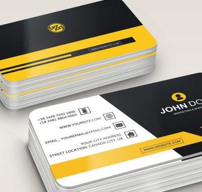 vezet 02 600x571 - نکاتی درباره اهمیت کارت ویزیت و نحوه طراحی آن
